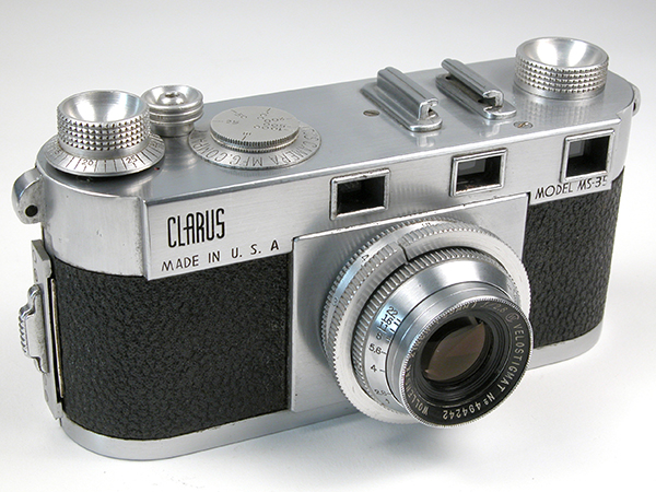 Early Clarus MS-35 Camera