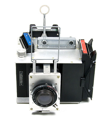 Curtis Color-Scout Camera