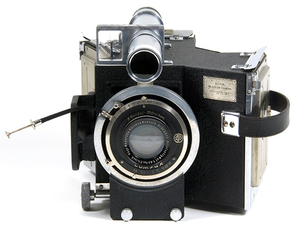 6.5x9cm Devin Tri-Color Camera