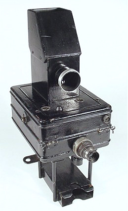 Candid Cine Portrait Camera