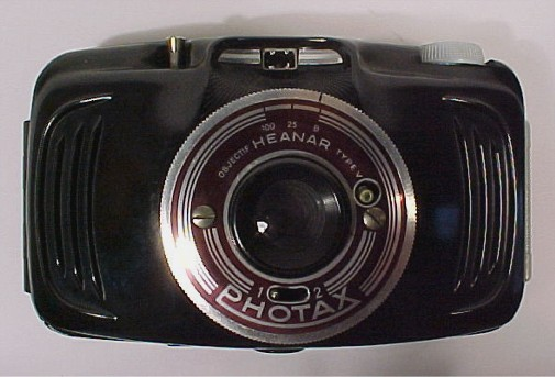 Photax V Front View